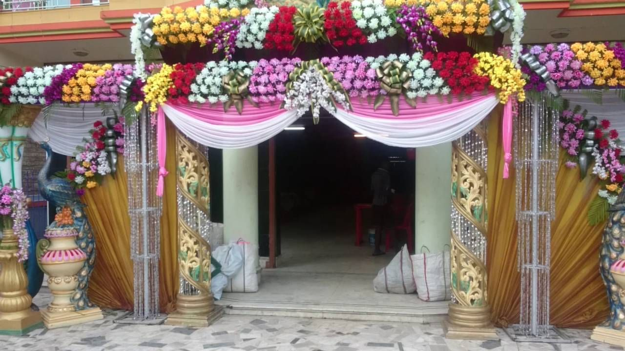 flower decoration at home wedding party jhotwara jaipur