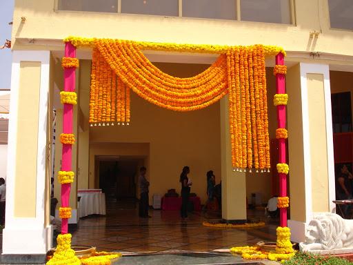 flower decoration for wedding party near jaipur
