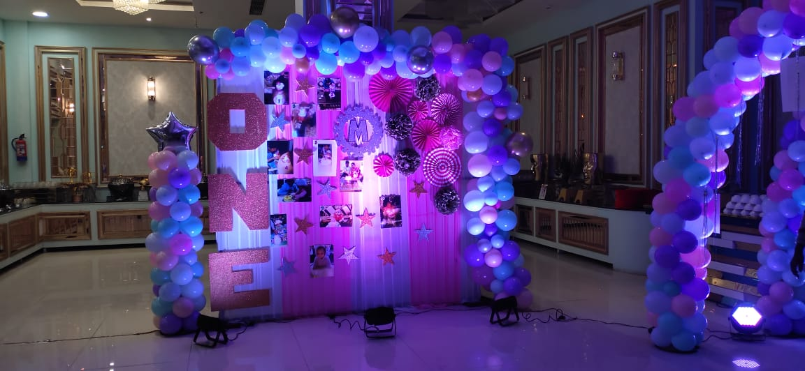 princess theme decoration